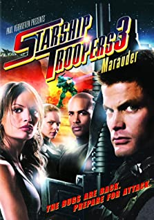Starship Troopers 3: Marauder (2008 Video)