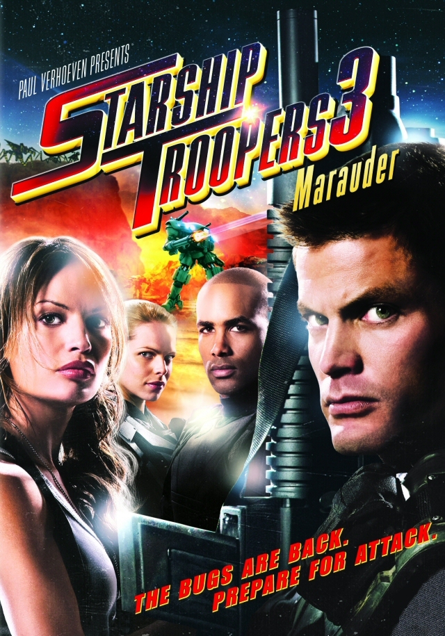 Poster film Starship Troopers 3