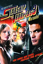 Starship Troopers 3: Marauder Poster