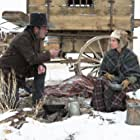 Tommy Lee Jones and Hilary Swank in The Homesman (2014)