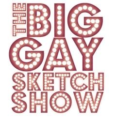 Big gay sketch show cast