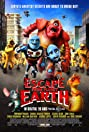Escape from Planet Earth (2012) Poster