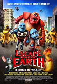 Escape from Planet Earth Hindi