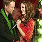Shannon Elizabeth and Steve Byers in Catch a Christmas Star (2013)