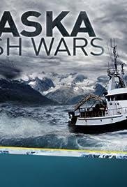 Alaska Fish Wars Poster