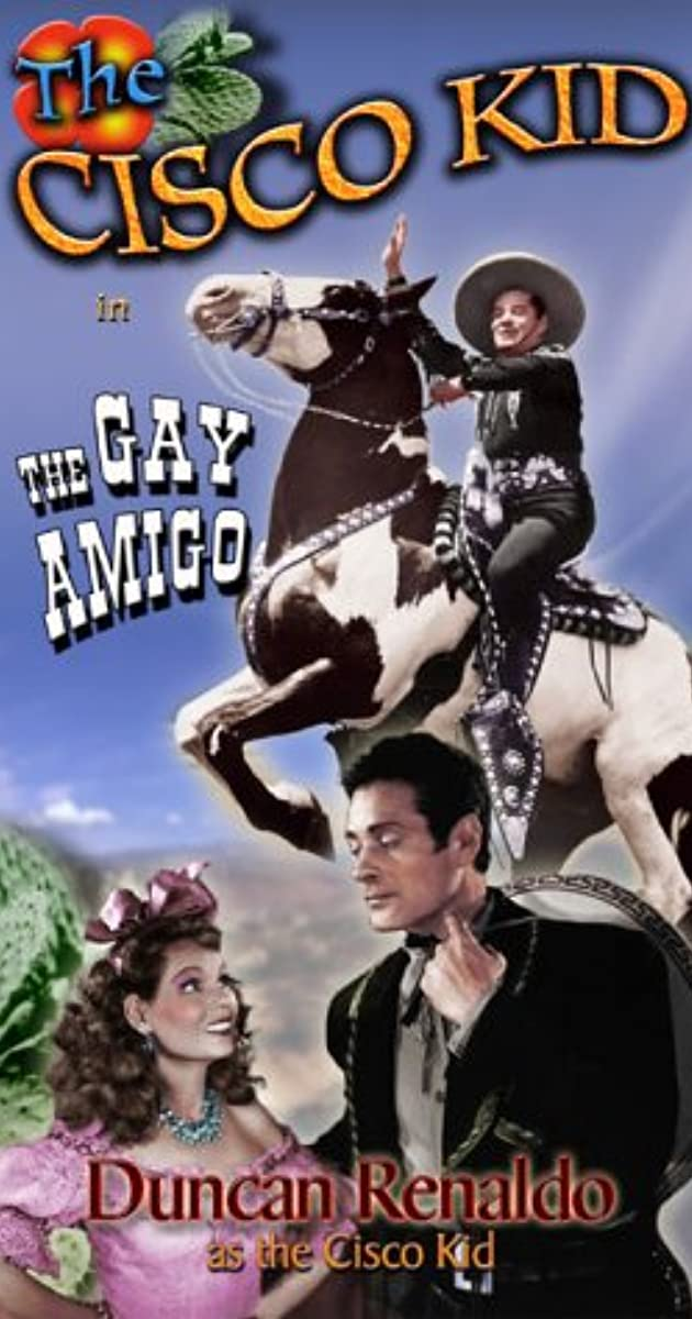 The Gay Amigo 1949 The Gay Amigo 1949 User Reviews