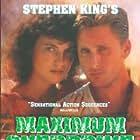 Emilio Estevez and Laura Harrington in Maximum Overdrive (1986)