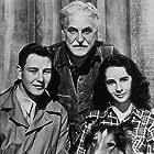 """Courgae of Lassie"" Elizabeth Taylor, Lassie, F. Morgan and T. Drake 1946 MGM MPTV"