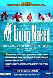 Living Naked Poster