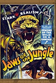 Jaws of the Jungle Poster