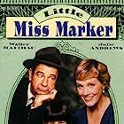 Julie Andrews, Tony Curtis, Walter Matthau, Bob Newhart, and Sara Stimson in Little Miss Marker (1980)