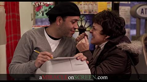 A Miracle In Spanish Harlem Poster Trailer