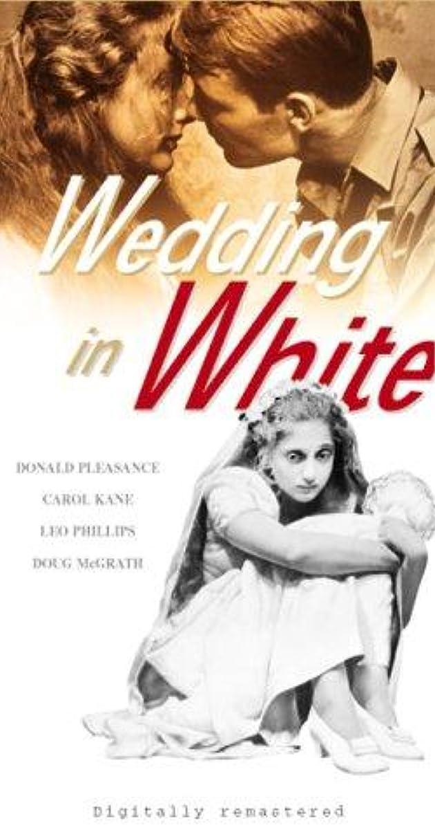 Subtitle of Wedding in White