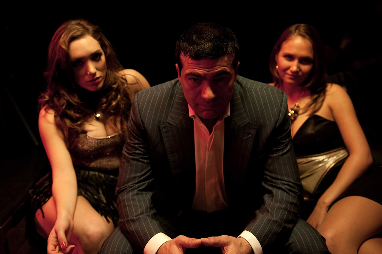Tamer Hassan in Bonded by Blood (2010)