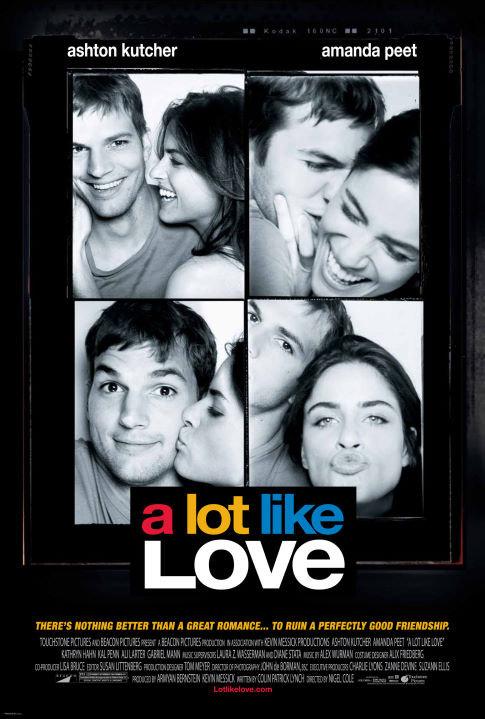 GAL TAI - MEILĖ (2005) / A Lot Like Love
