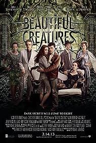 Jeremy Irons, Emma Thompson, Emmy Rossum, Viola Davis, Alice Englert, Alden Ehrenreich, and Thomas Mann in Beautiful Creatures (2013)