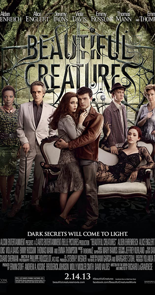 Beautiful Creatures 2013 Imdb