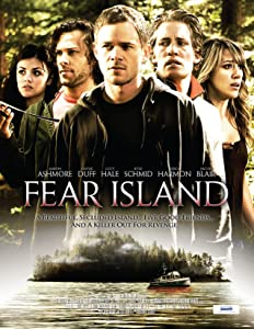 Must watch funny movies list Fear Island [FullHD]