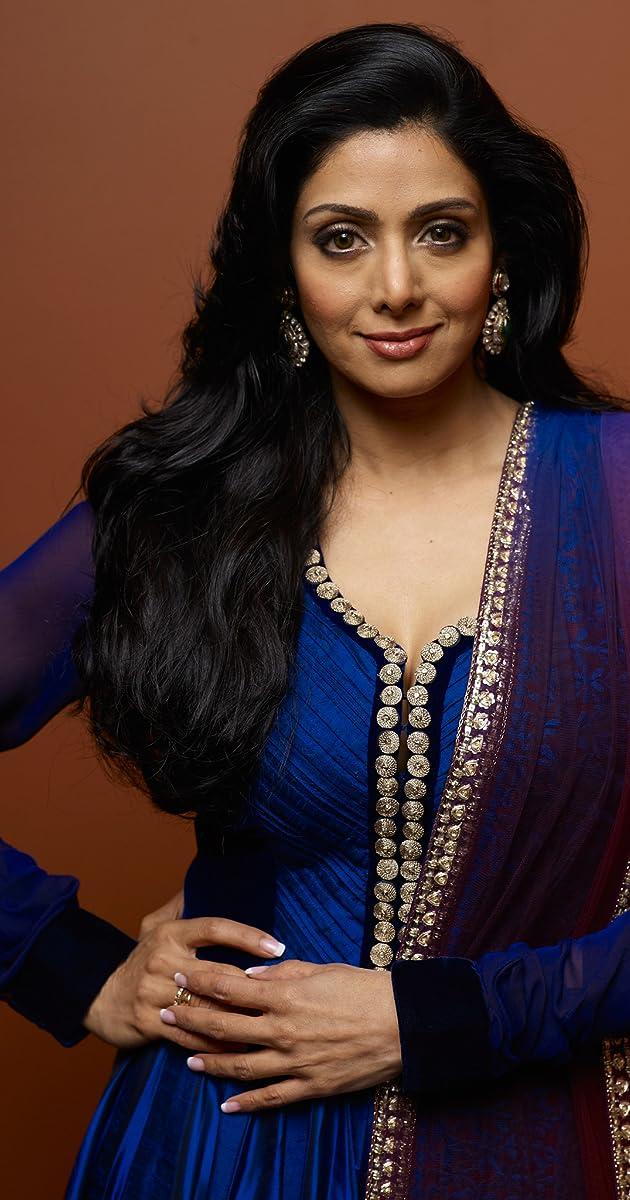 Sridevi - Biography - IMDb