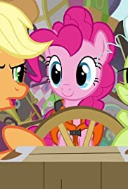 Pinkie Apple Pie Poster