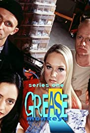 Grease Monkeys Poster