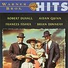 Robert Duvall, Aidan Quinn, and Frances Fisher in The Stars Fell on Henrietta (1995)