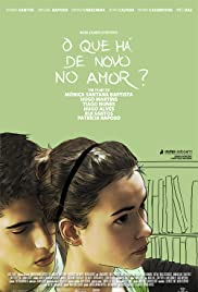 What's New About Love? Poster