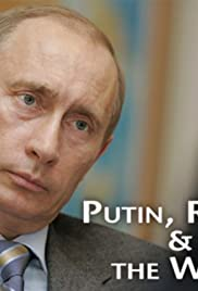 Putin, Russia and the West Poster