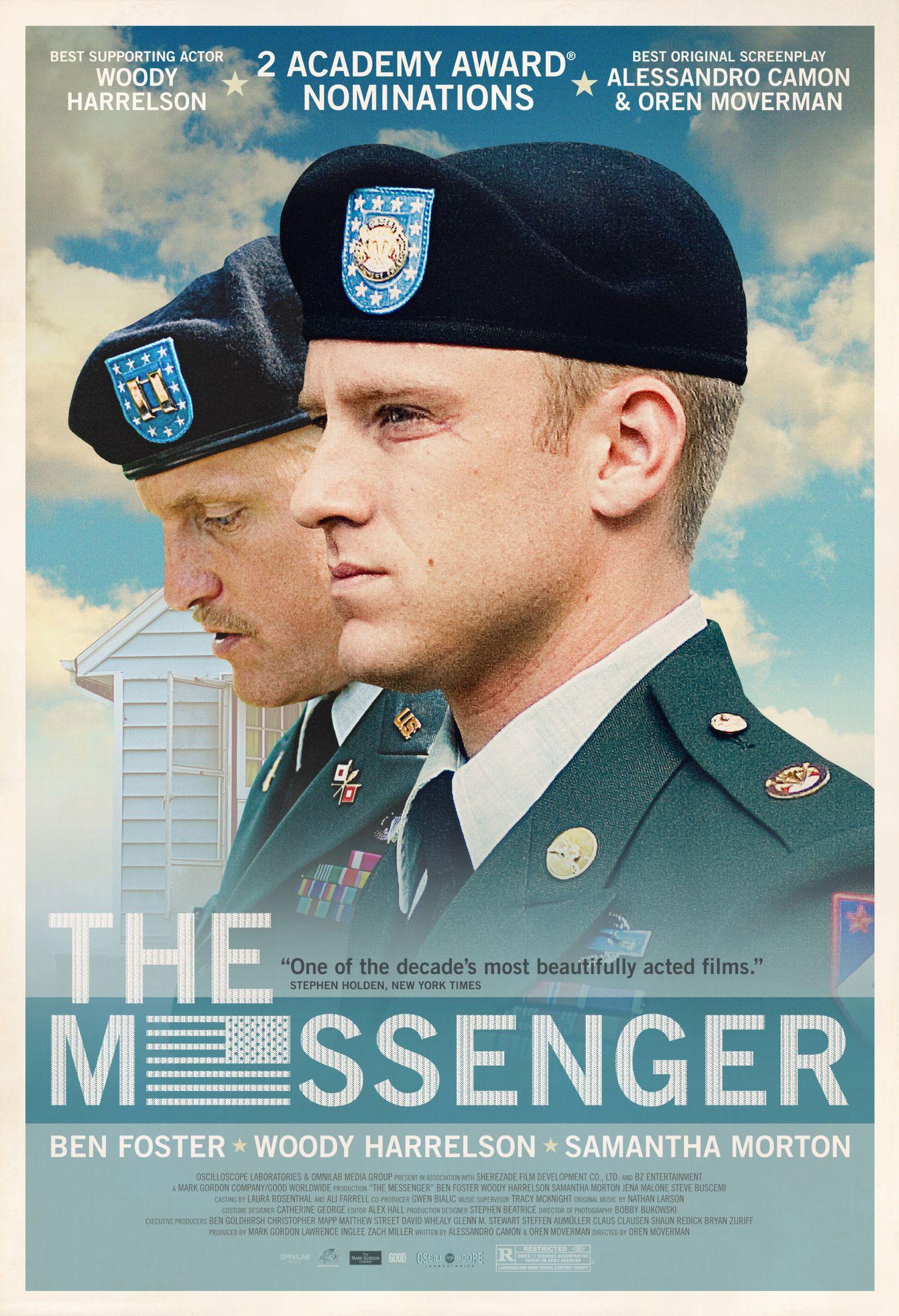 The Messenger (2009) BluRay 480p, 720p & 1080p