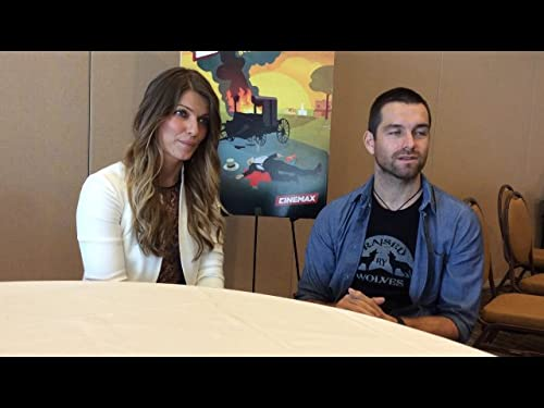 Ivana Milicevic and Antony Starr Talk About Season 3