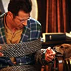 Jeff Goldblum and Tobey Maguire in Cats & Dogs (2001)