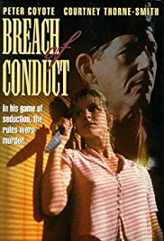Breach of Conduct Poster