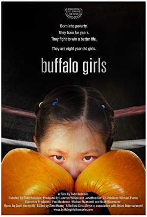 Where to stream Buffalo Girls