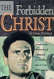 The Forbidden Christ Poster