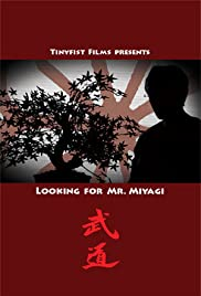 Looking for Mr. Miyagi Poster