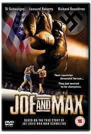Joe and Max Poster
