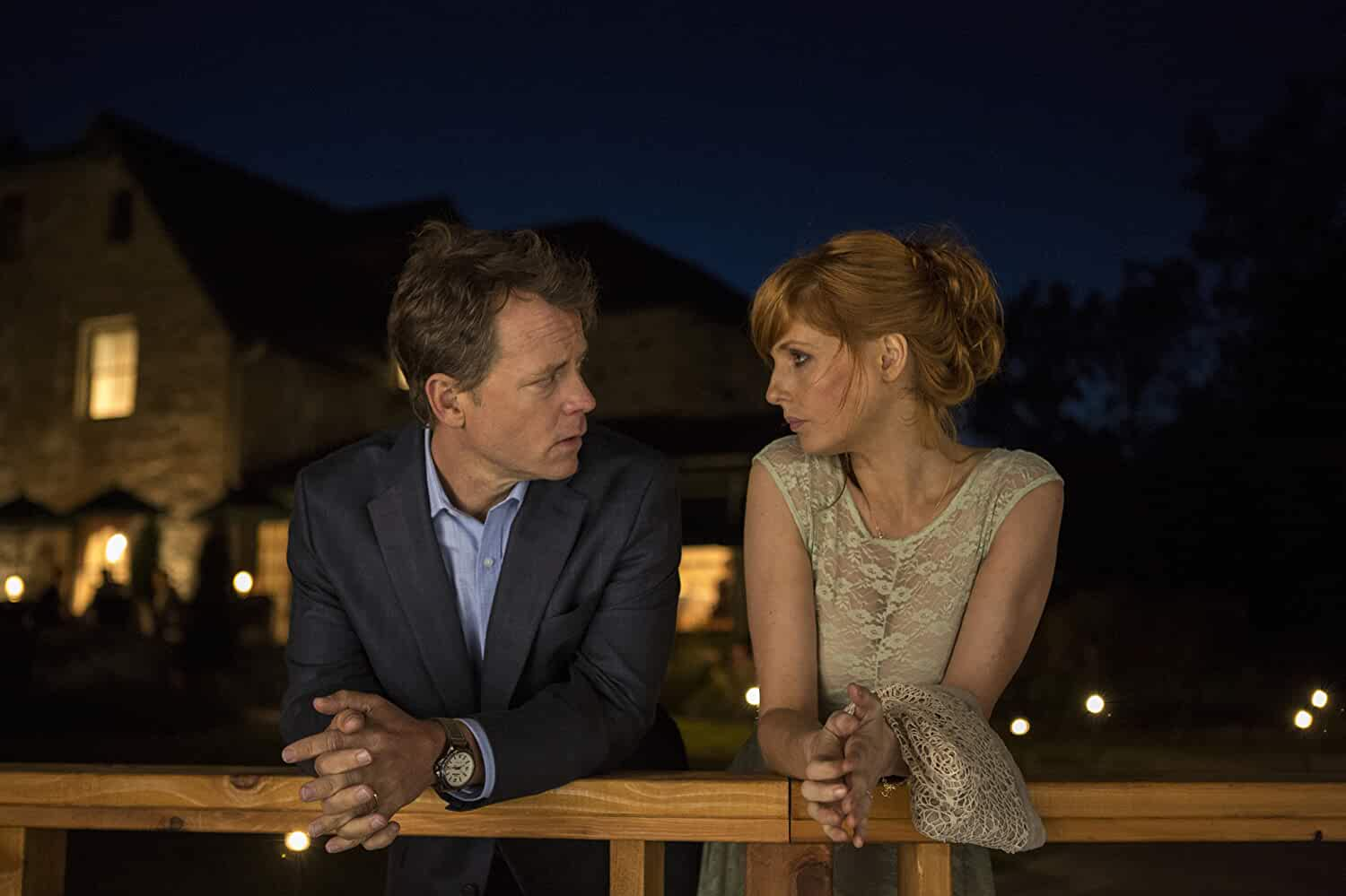 Greg Kinnear and Kelly Reilly in Heaven Is for Real (2014)