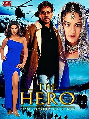 Adventure The Hero: Love Story of a Spy Movie