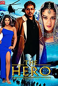 Primary photo for The Hero: Love Story of a Spy