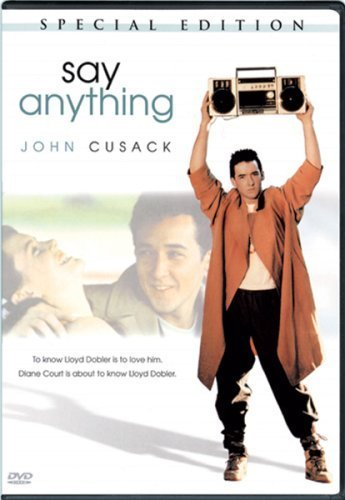 John Cusack and Ione Skye in Say Anything... (1989)