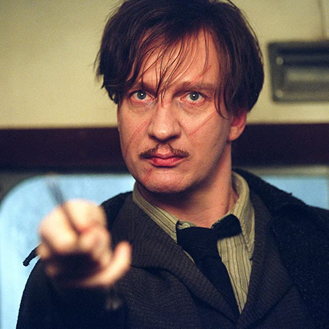 David Thewlis in Harry Potter and the Prisoner of Azkaban (2004)