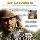 Gérard Depardieu, Daniel Auteuil, Elisabeth Depardieu, Ernestine Mazurowna, and Yves Montand in Jean de Florette (1986)