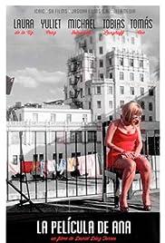 La película de Ana Poster