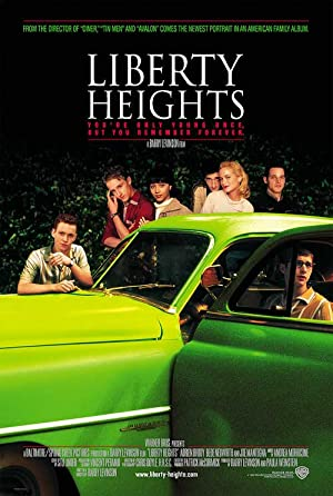 Where to stream Liberty Heights