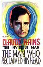 Claude Rains in The Man Who Reclaimed His Head (1934)