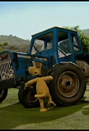 Troublesome Tractor Poster