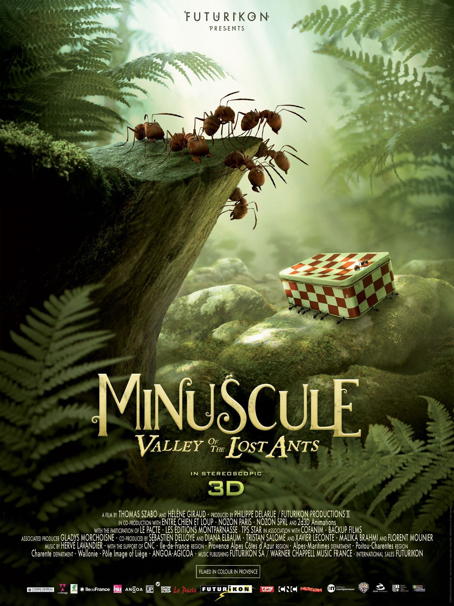 Minuscule: Valley of the Lost Ants (2013) - IMDb