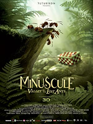 Watch Minuscule: Valley of the Lost Ants Free Online