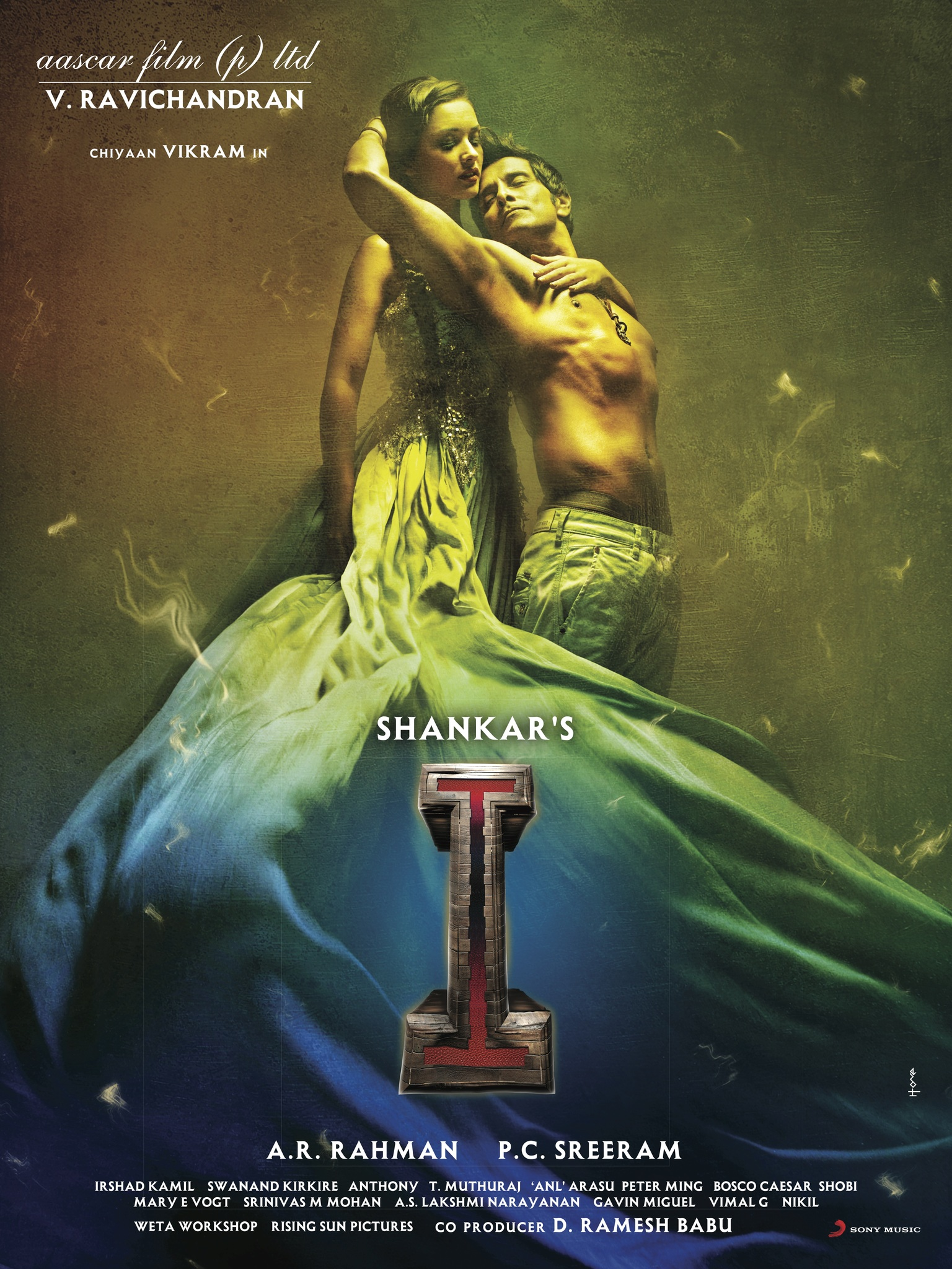 I (2021) Bengali Dubbed Full Movie 720p HDRip 800MB Download