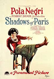 Shadows of Paris Poster